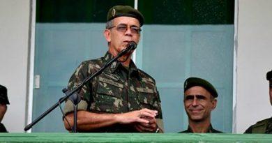 'No meu tempo, não tinha MP e Ibama para encher o saco', diz general